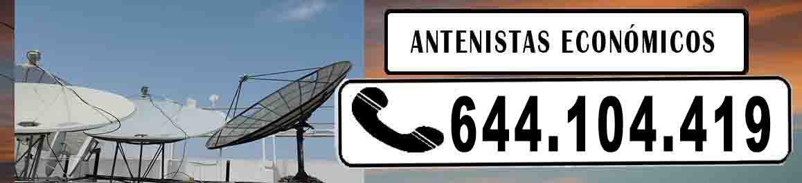 Antenista Maxi Urgentes